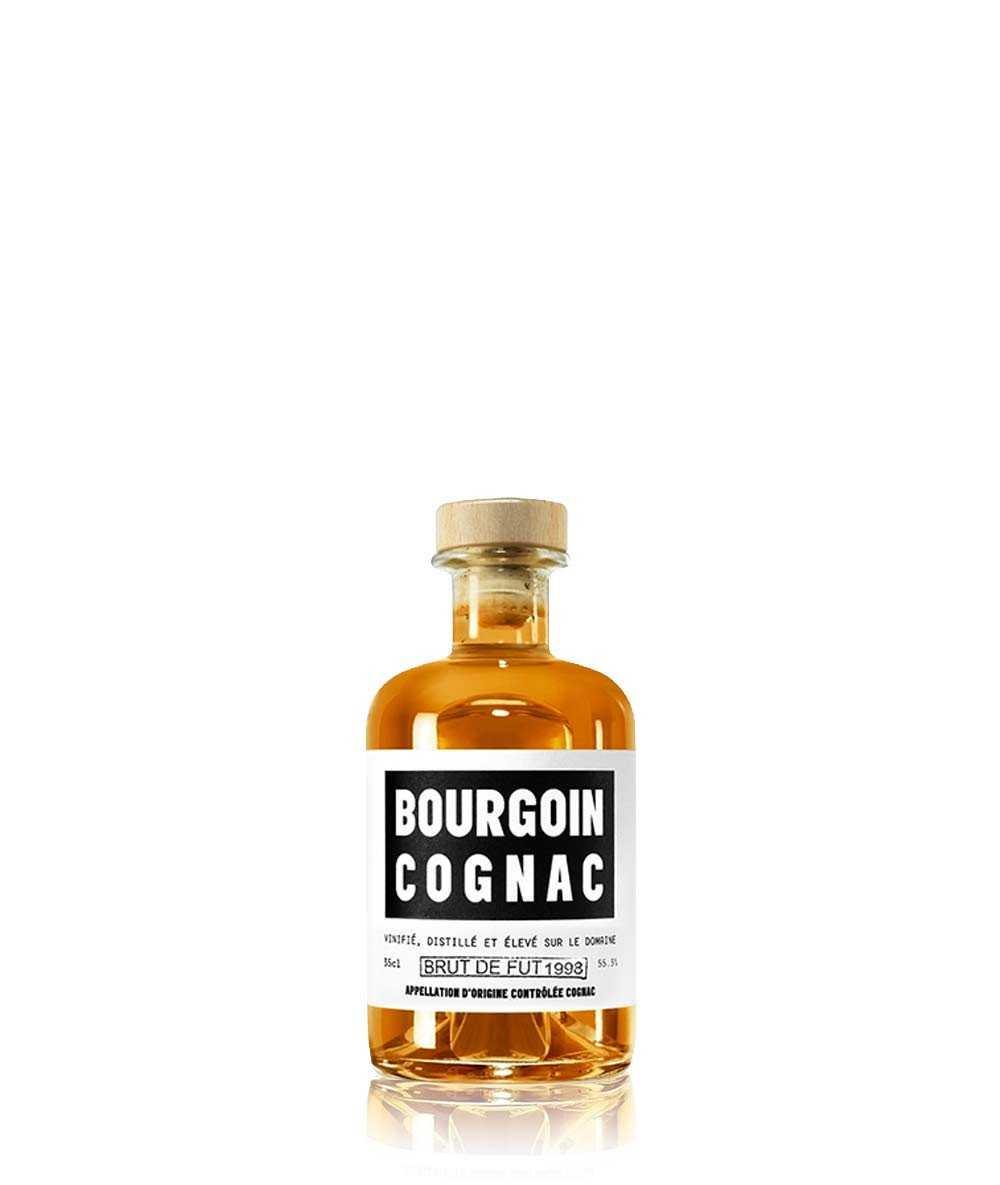 Cognac Bourgoin – Brut de Fût 1998 Vintage