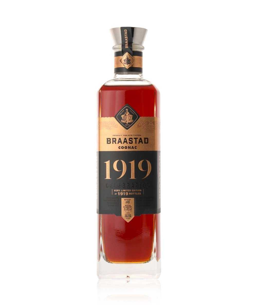 Cognac Braastad - 1919 Celebration Limited Edition