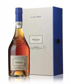 Coffret Cognac Delamain – Le Très Vénéré