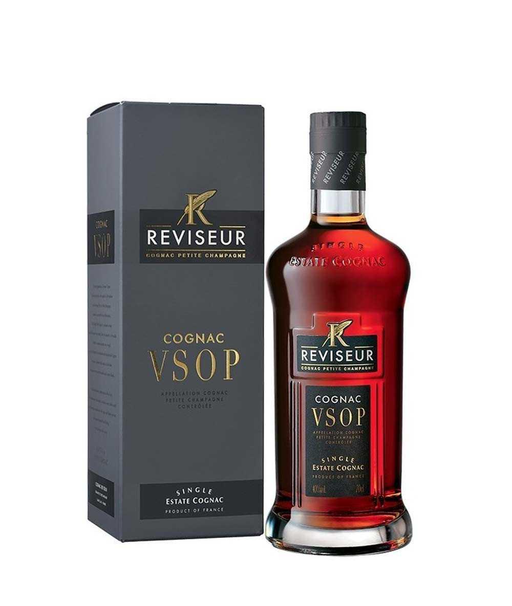 Cognac Le Reviseur – VSOP Single Estate