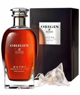 Coffret Cognac Le Réviseur - Extra Origin