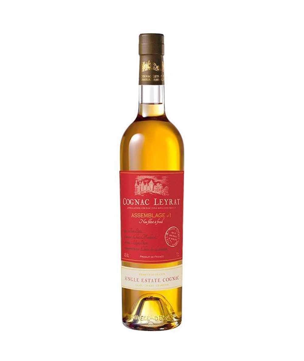 Cognac Leyrat - Assemblage N°1