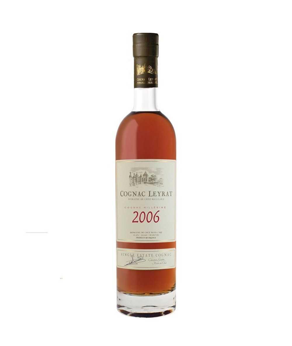 Cognac Leyrat - 2006 Fins Bois