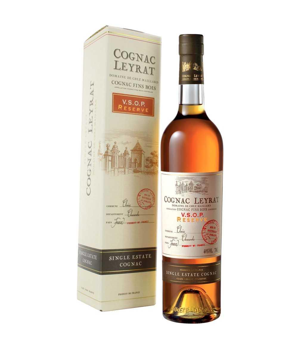 Cognac Leyrat - VSOP Reserve