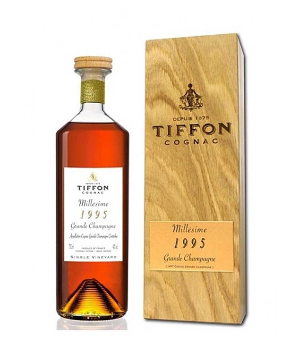 Cognac Tiffon - Très Vieille Réserve - Grande Champagne