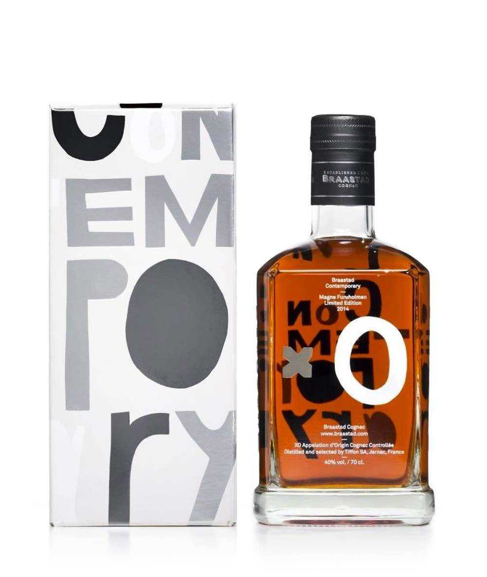 Coffret Cognac Braastad – XO Superior Contemporary Art