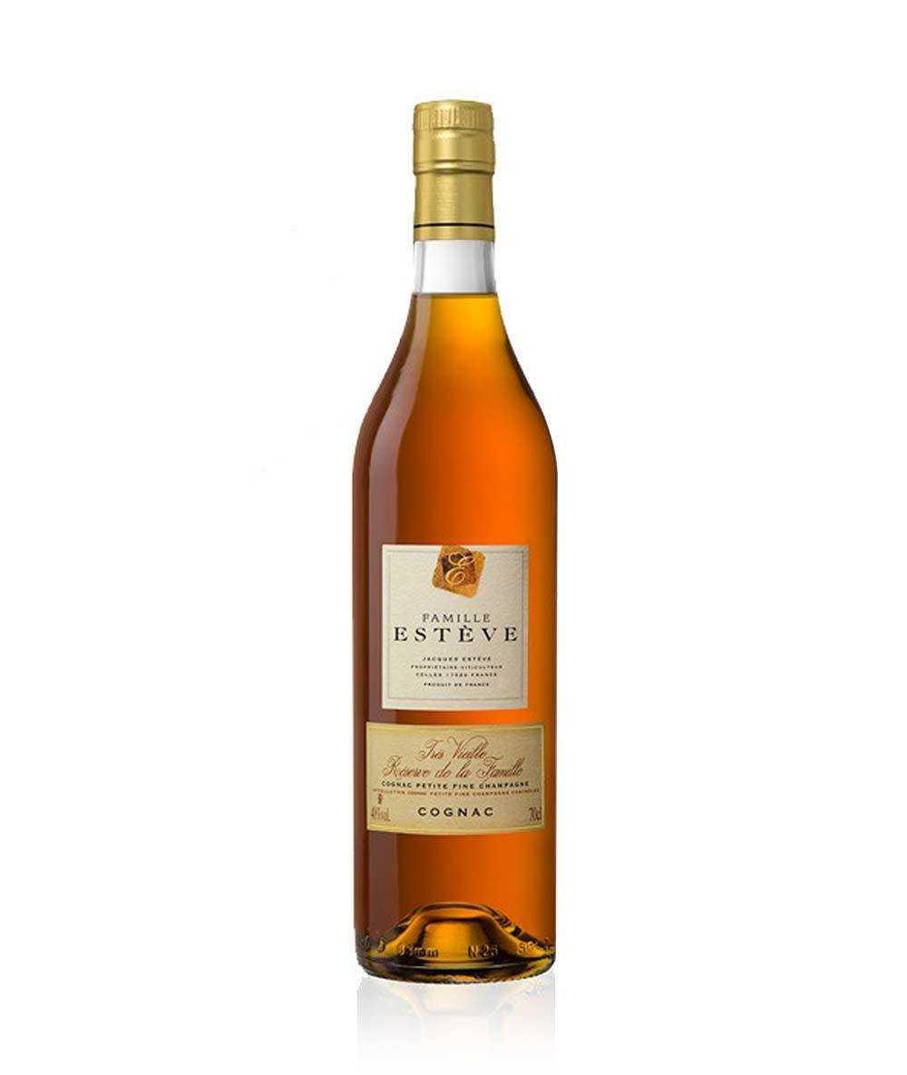 Cognac Esteve – Très Vieille Réserve de la Famille