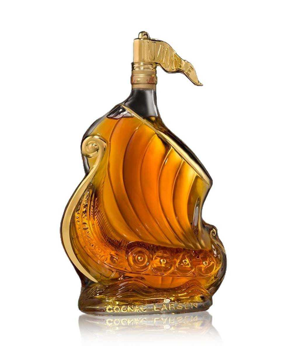 Cognac Larsen – Viking Ship Gold