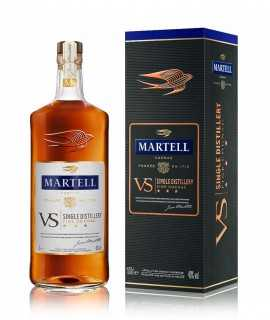 Coffret Cognac Martell – VS Single Distillery