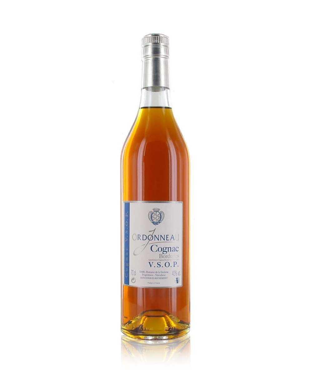 Cognac Ordonneau – Domaine de la Grolette VSOP