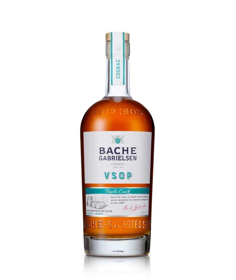 Cognac Bache Gabrielsen – Triple Cask Fine VSOP