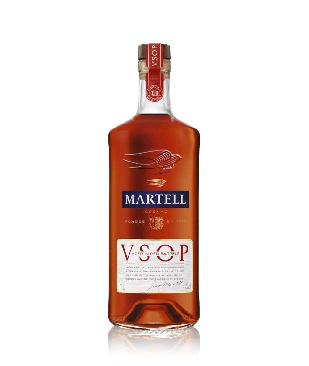 Private: Martell – Aged in Red Barrels VSOP Cognac