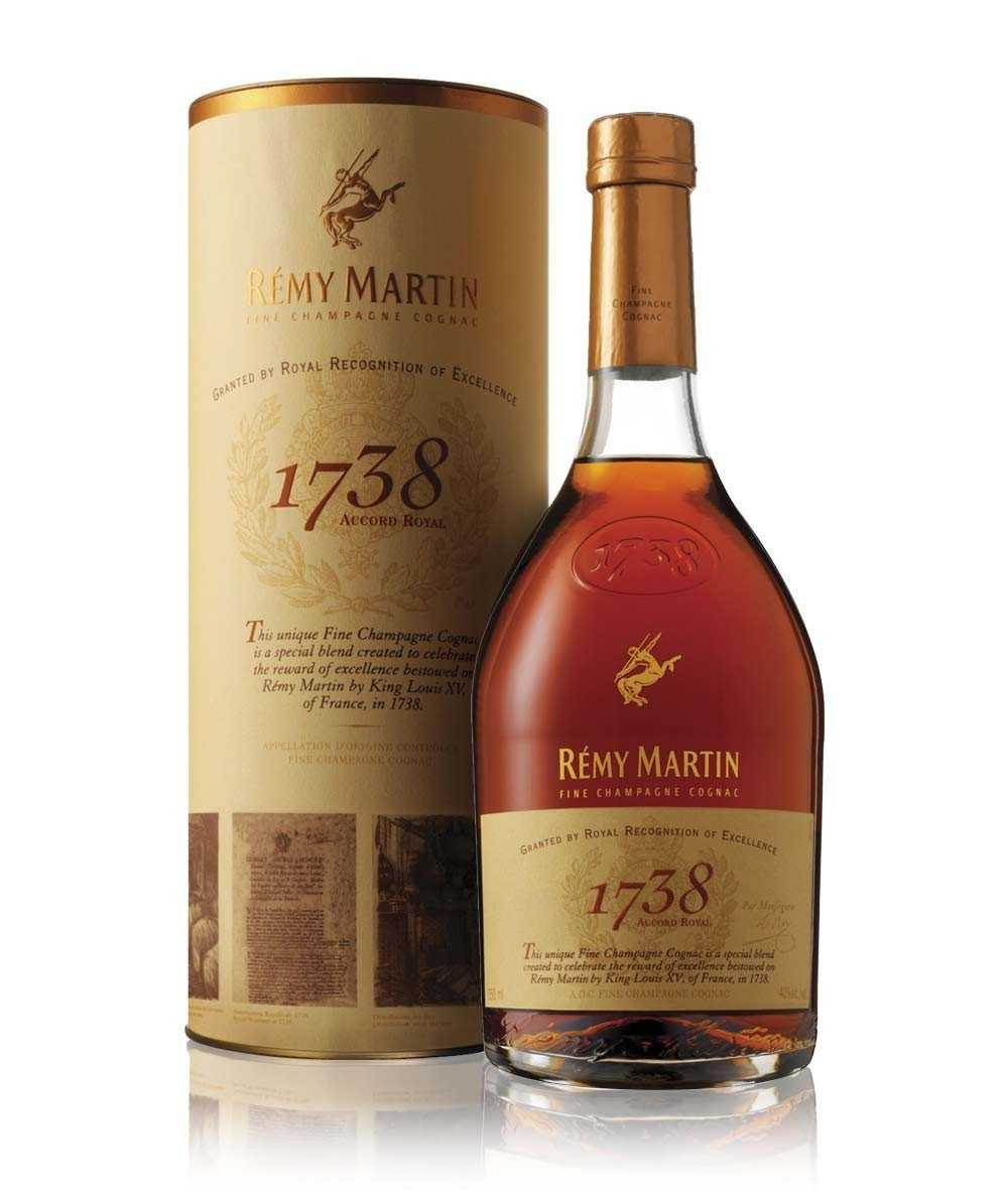 Rémy Martin – 1738 Accord Royal Tradition Napoléon Cognac