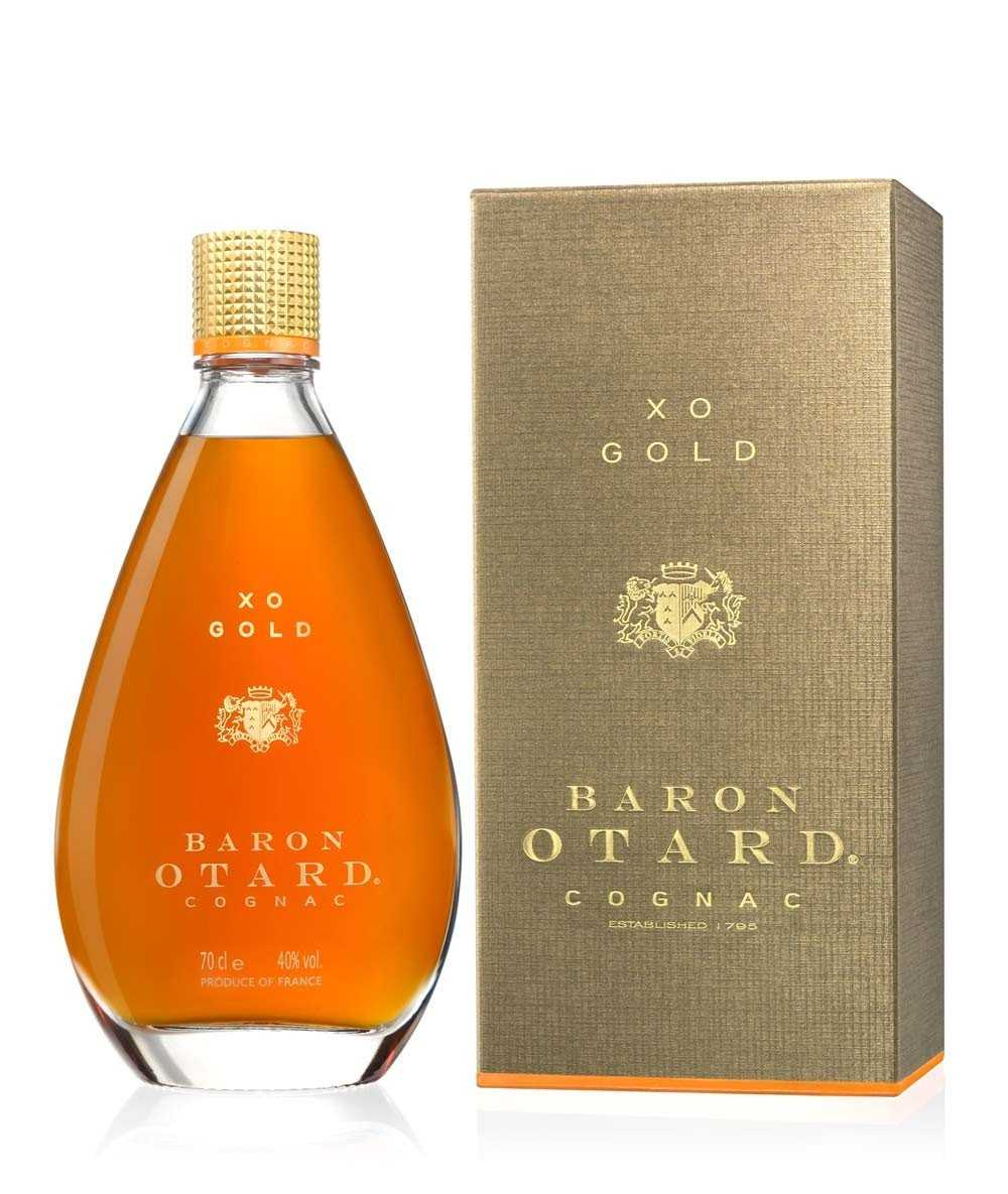 Baron Otard – XO Gold Extra Old Cognac