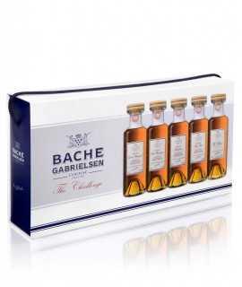Coffret Cognac Bache Gabrielsen – The Challenge Make Your Own Blend