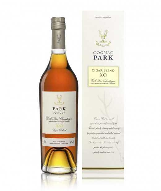 Park – XO Cigar Blend Carton Box Cognac