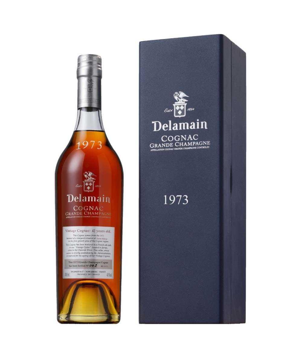 Cognac Delamain – Vintage 1973 Grande Champagne