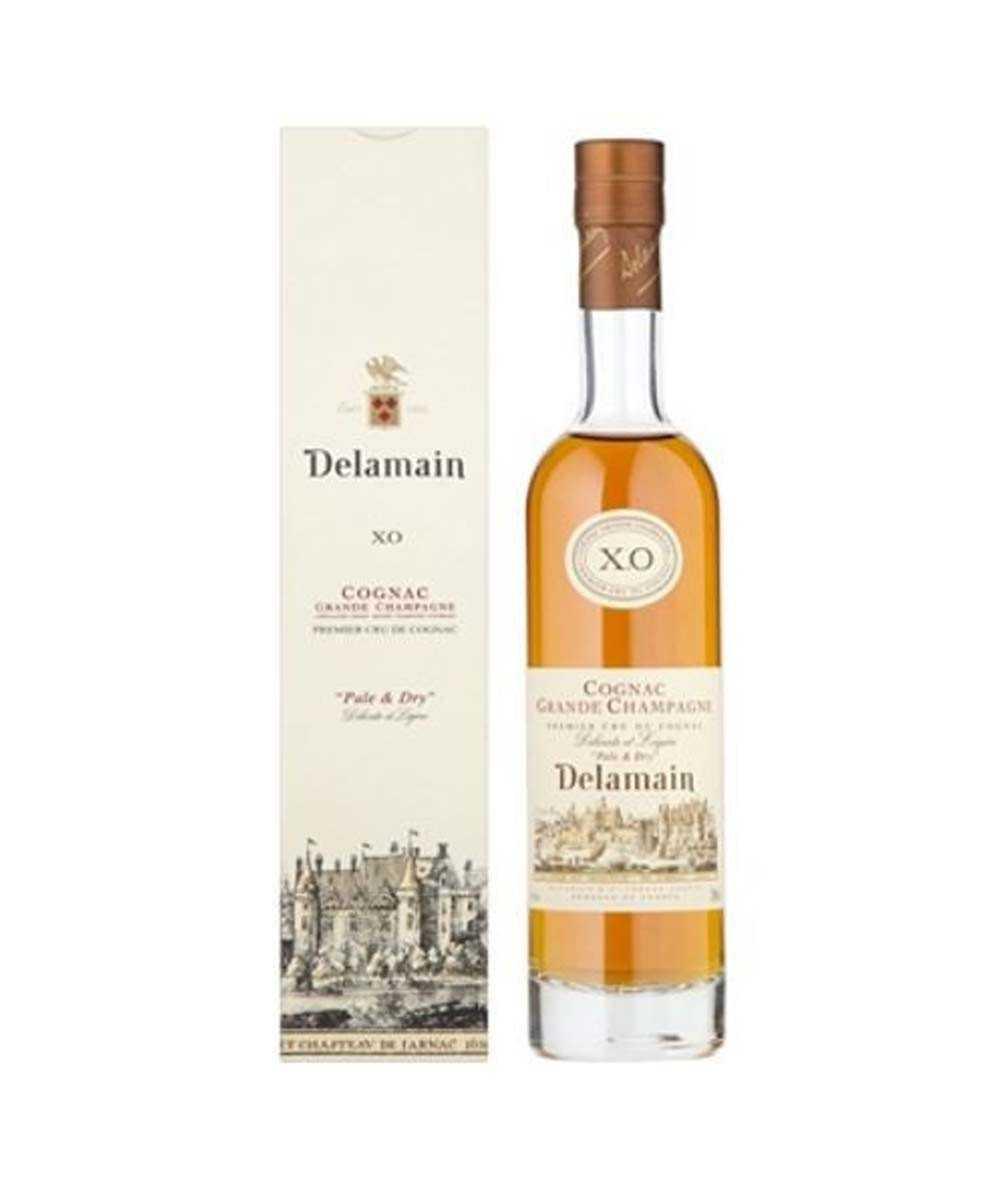 Cognac Delamain – XO Pale & Dry 30 cl