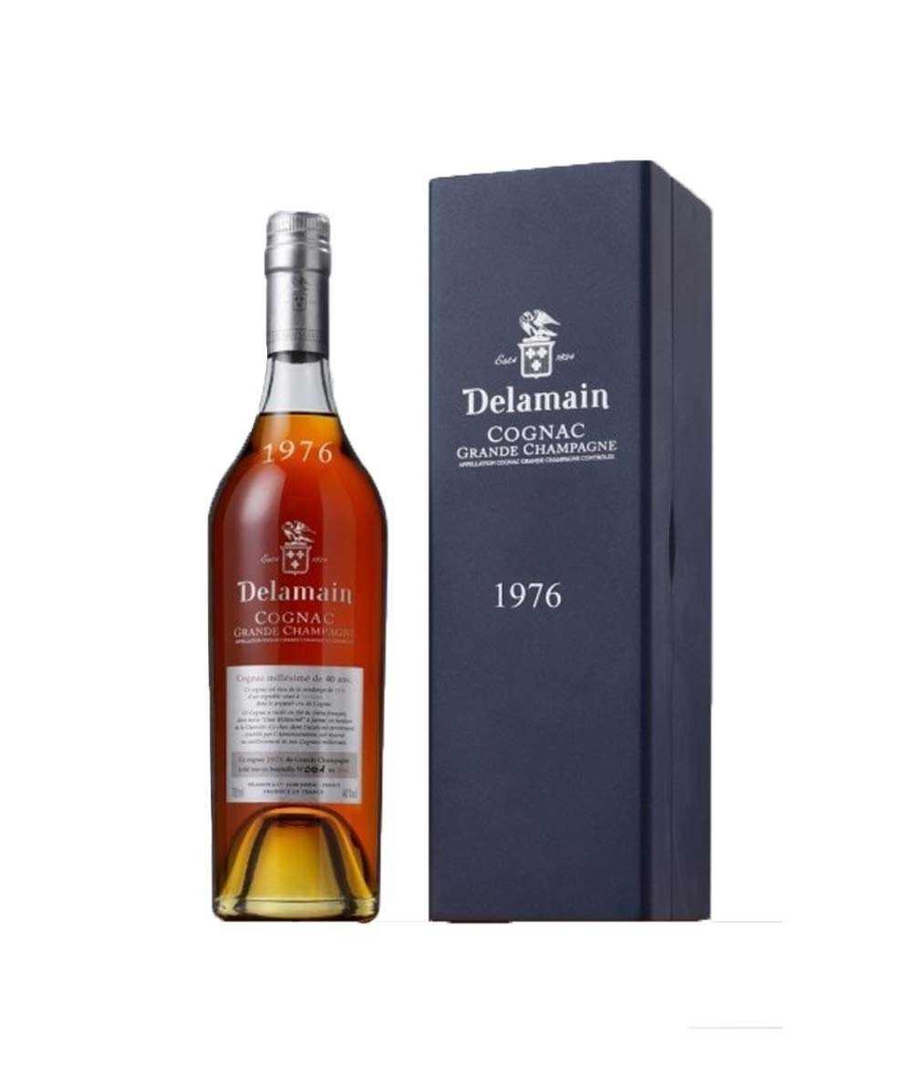 Cognac Delamain – Vintage Millésime 1976