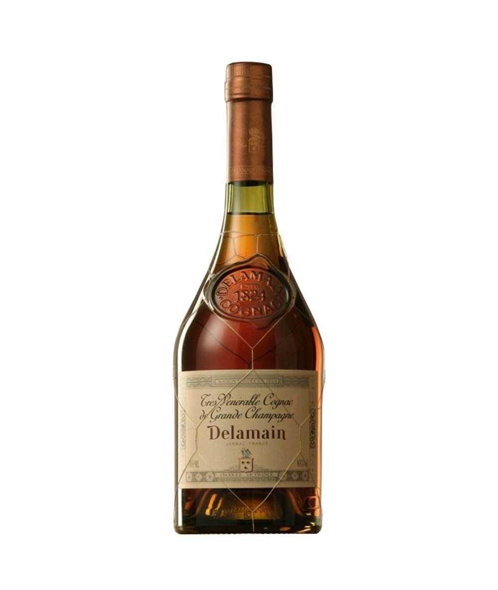 Cognac Delamain – XO Très Vénérable de Grande Champagne