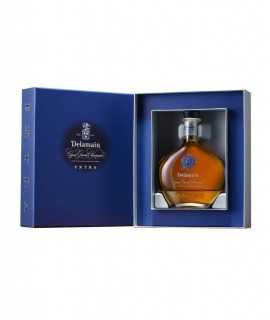 Coffret Delamain – Extra de Grande Champagne Cognac