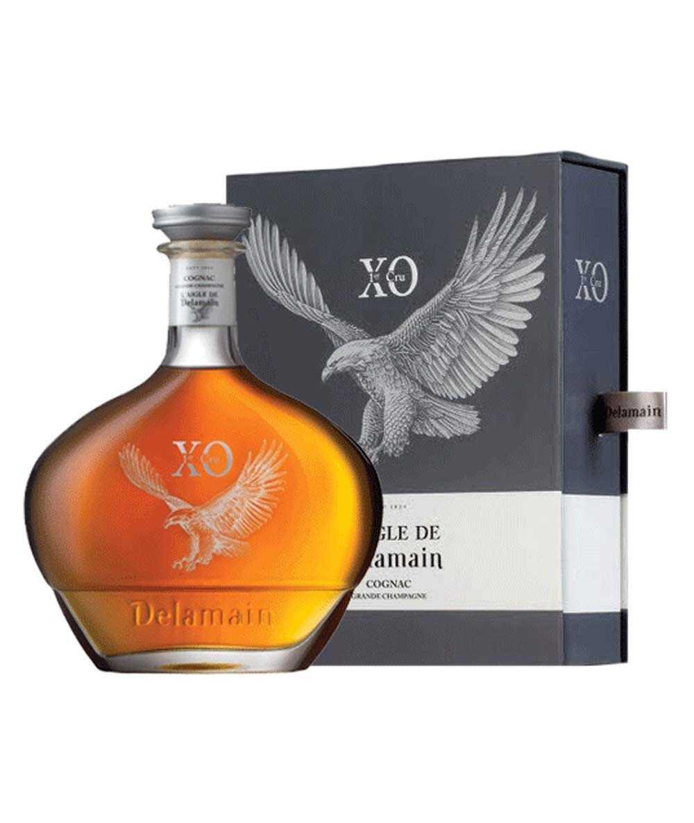 Cognac Delamain – L'Aigle XO