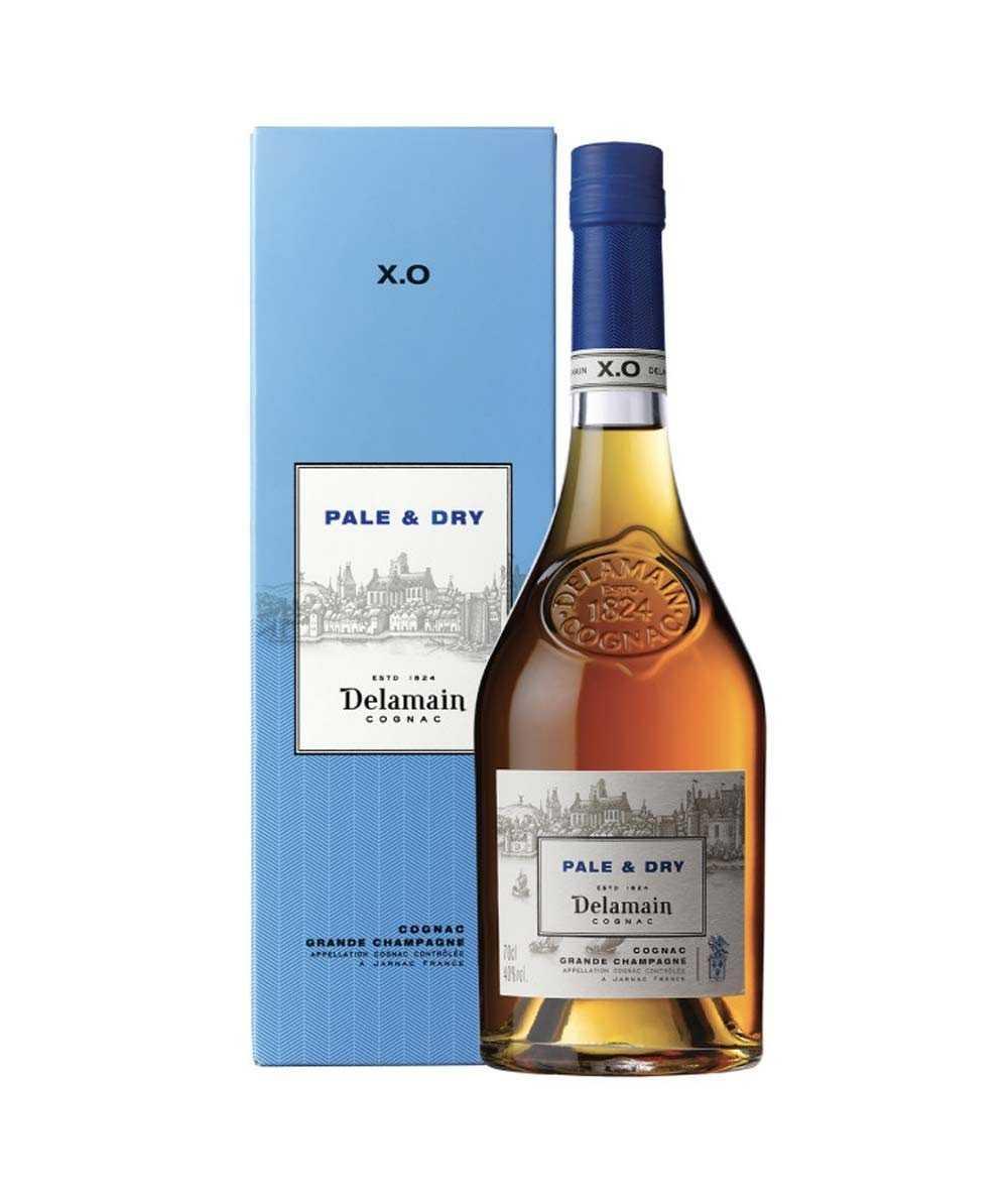 Delamain – XO Pale and Dry Cognac