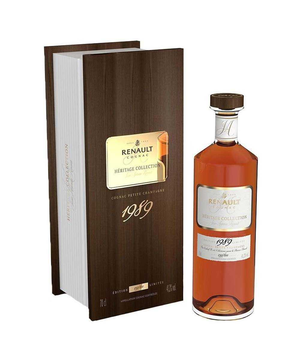 Private: Renault – Heritage Collection Vintage 1989 Petite Champagne Cognac