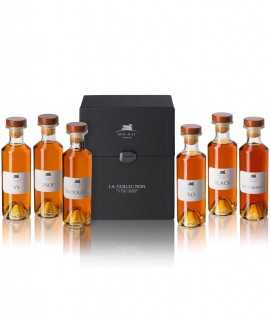 Cognac Deau – Tasting Set 6 Bottles Collection