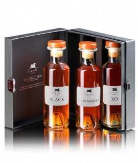Cognac Deau – Tasting Set 3 Bottles Collection