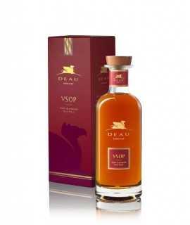 Coffret Cognac Deau – VSOP