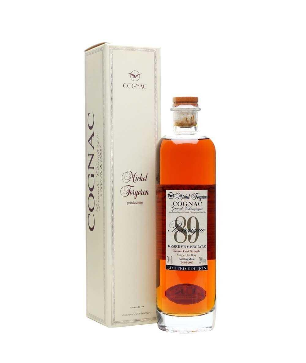 Private: Michel Forgeron – Barrique 89 Limited Edition Vintage Cognac
