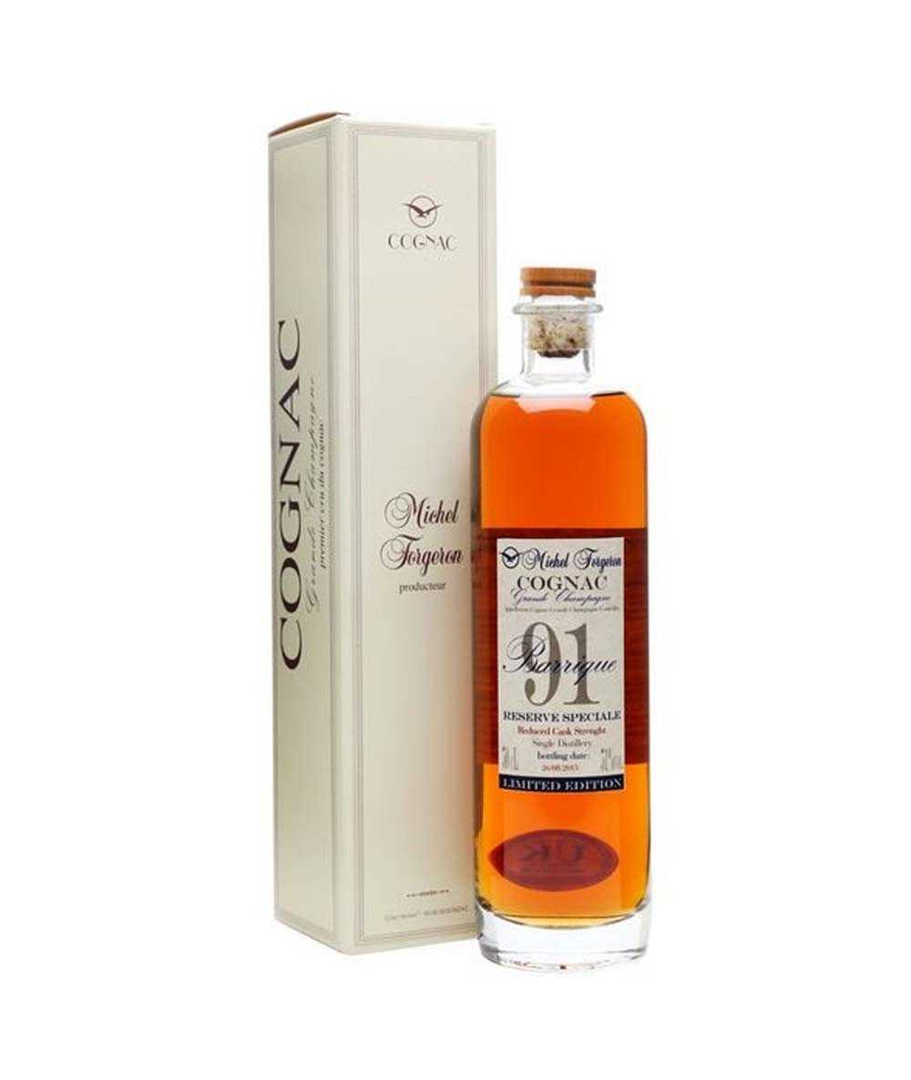 Private: Michel Forgeron – Barrique 91 Limited Edition Vintage Cognac