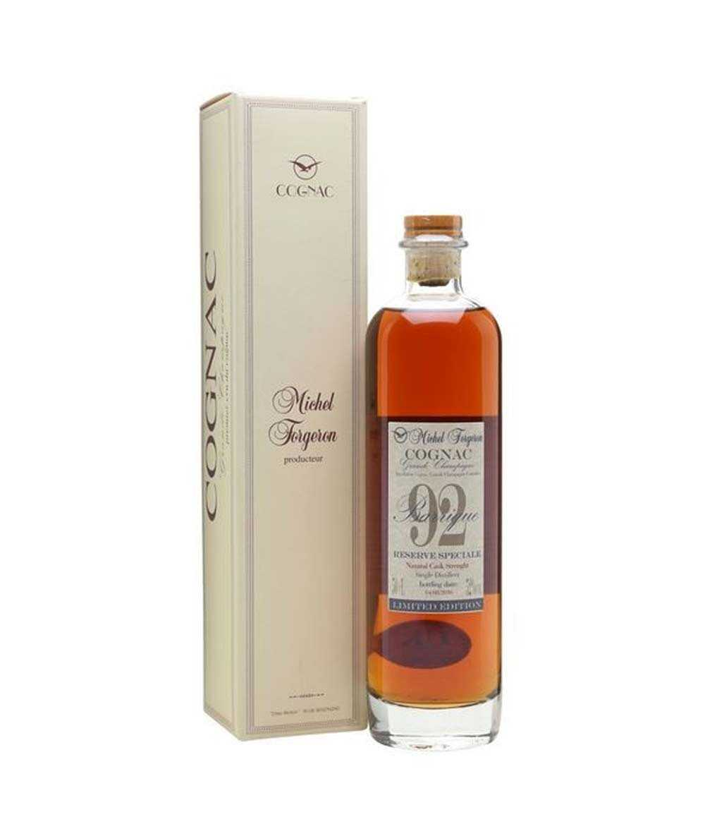 Private: Michel Forgeron – Barrique 92 Limited Edtion Vintage Cognac