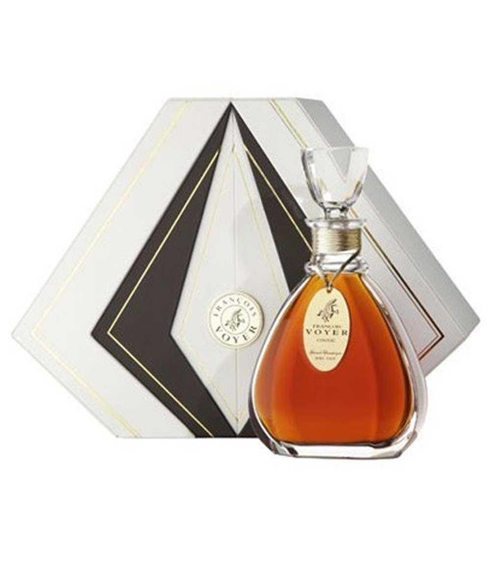 Cognac Francois Voyer – Coffret Grande Champagne Hors d'Age