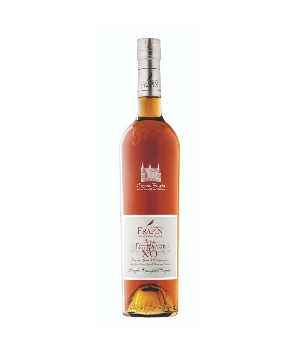 Cognac Frapin – Chateau de Fontpinot Grande Champagne XO