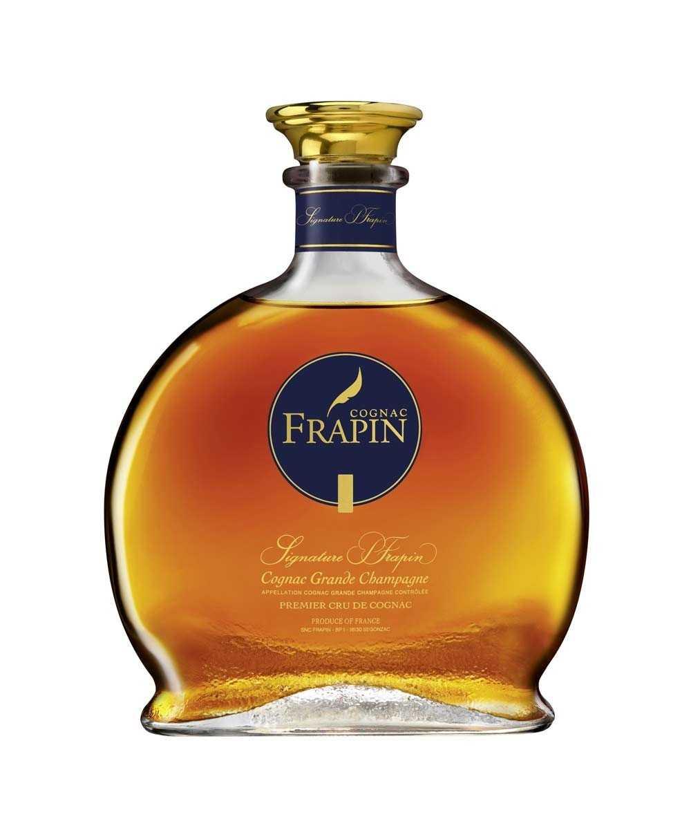Cognac Frapin – Signature Grande Champagne Napoléon