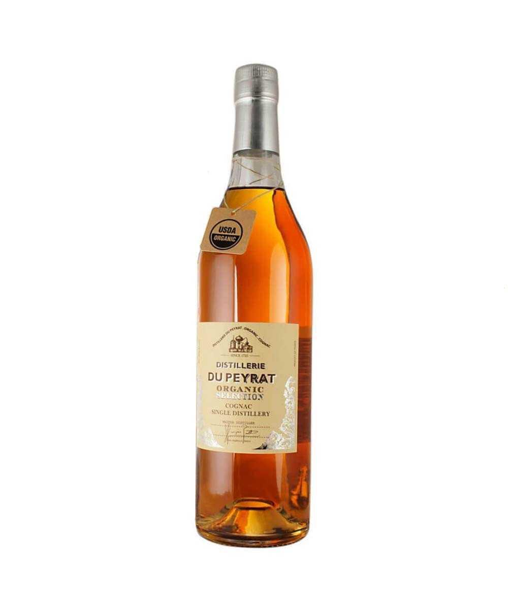 Distillerie du Peyrat – Organic Selection Cognac