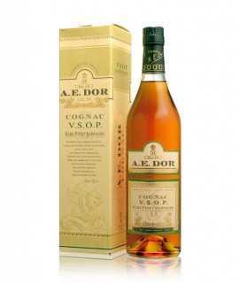 Coffret Cognac A.E. Dor – Rare Fine Champagne VSOP
