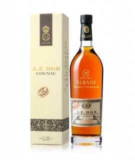 Coffret A.E. Dor – Albane Single Estate Cognac