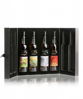 Cognac A.E. Dor - Tasting Set Seasons