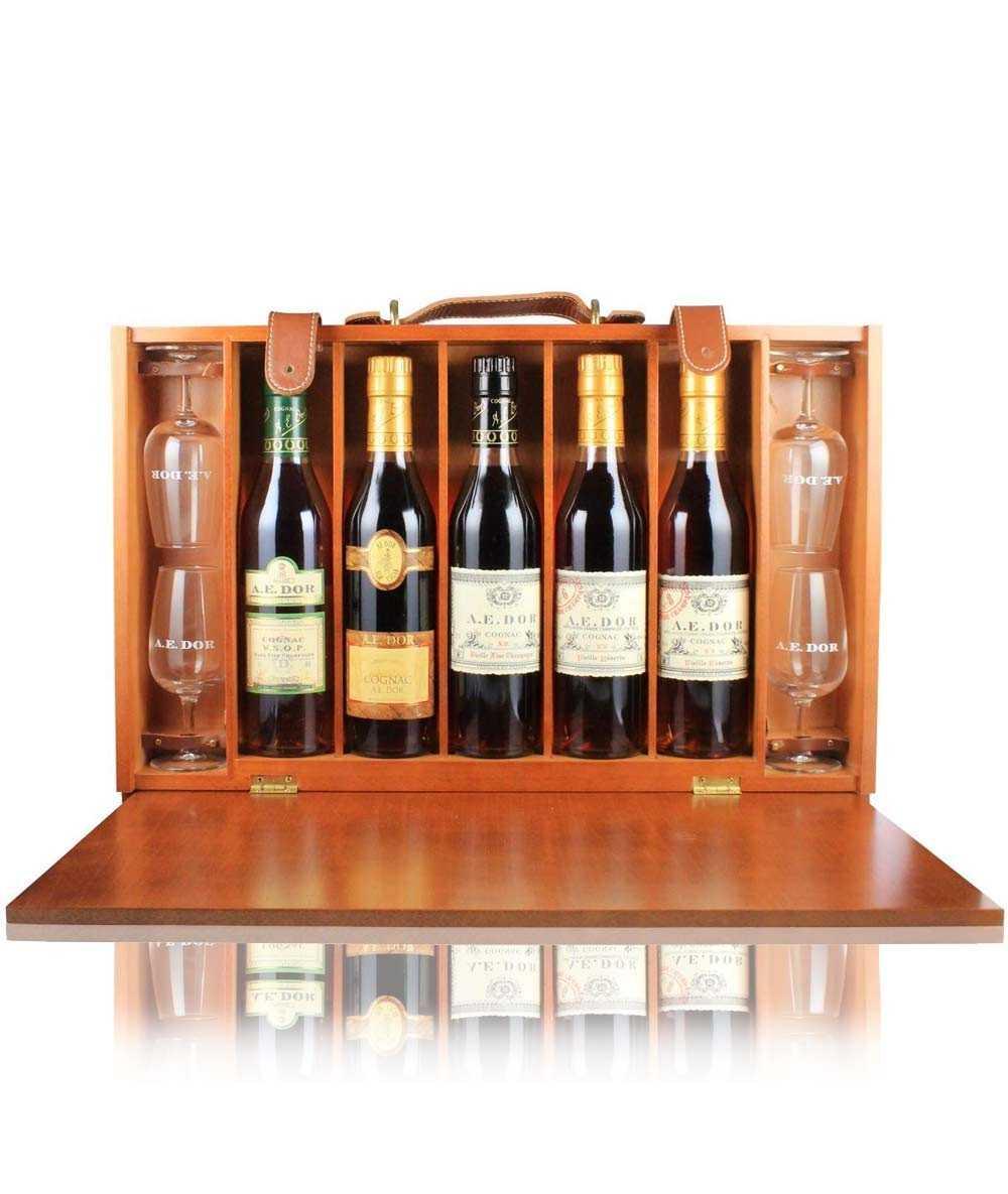 Cognac A.E Dor – Coffret Week End Set