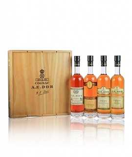 Cognac A.E. Dor – Tasting Wood Set