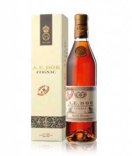 Coffret Cognac A.E. Dor – Vieille Reserve No 11
