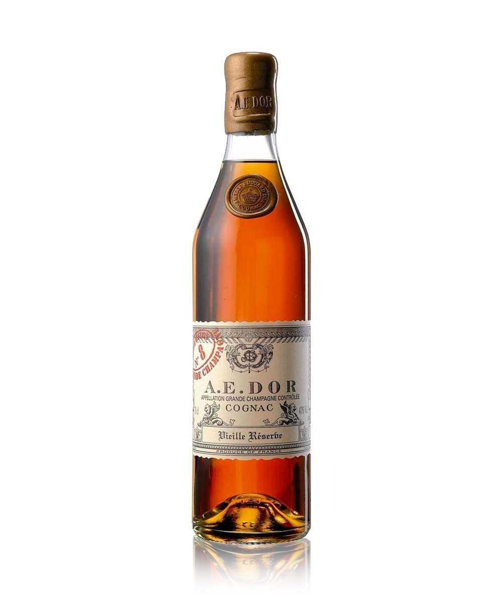 Cognac A.E. Dor – Vieille Réserve No 8