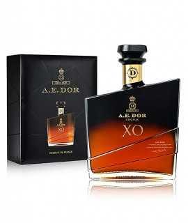 Coffret Cognac A.E. Dor – XO Carafe Nolly