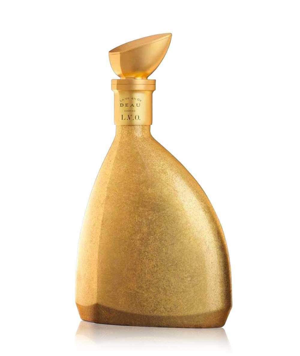 """Cognac Deau – L.V.O """"La Vie en Or"""" Special"""