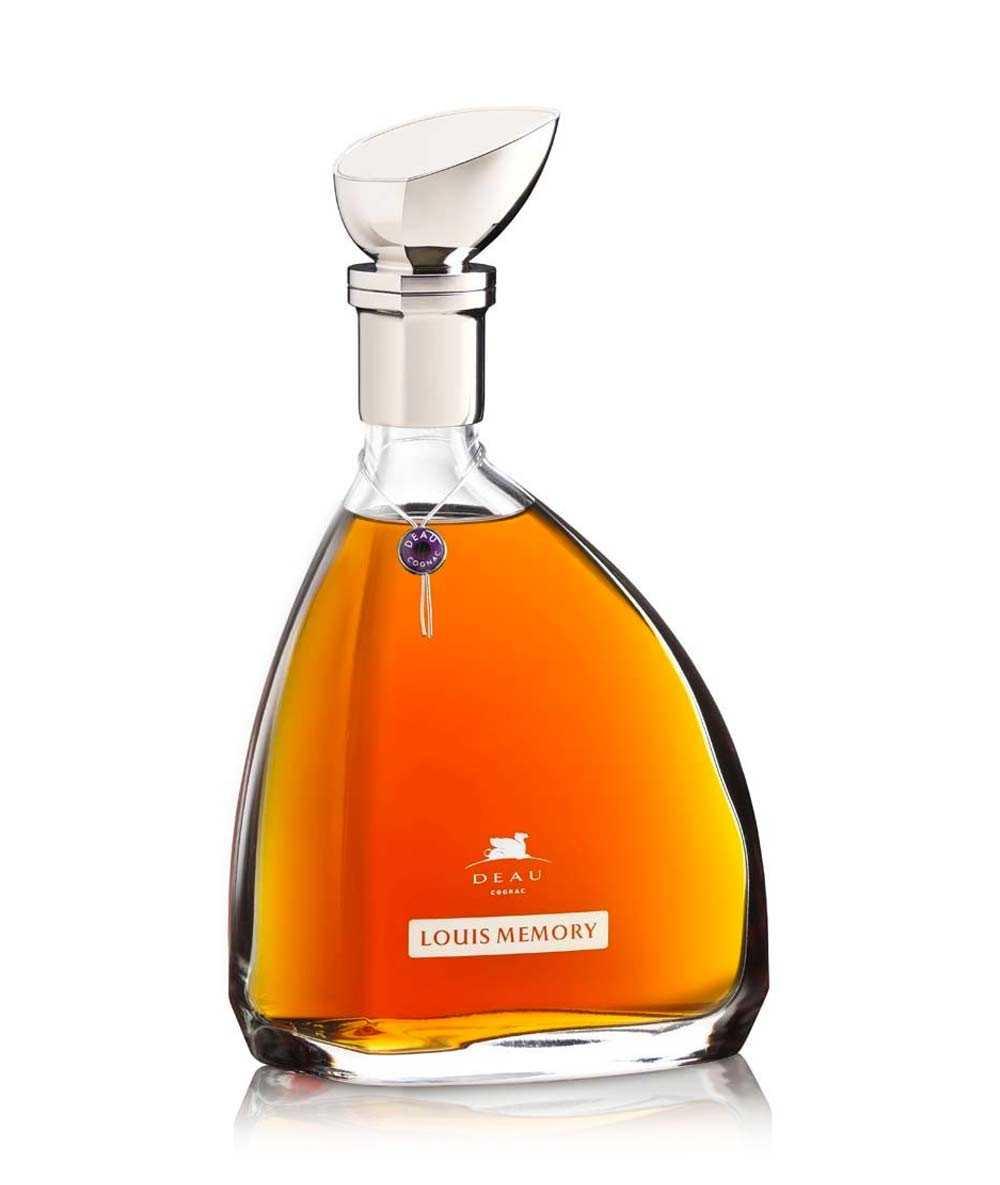 Cognac Deau – Louis Memory Hors D'Âge