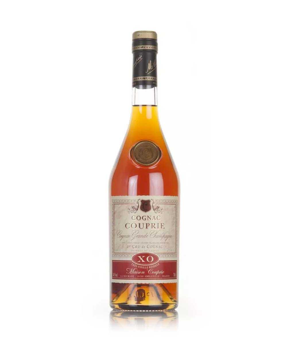Cognac Couprie – Carafe Élégance XO