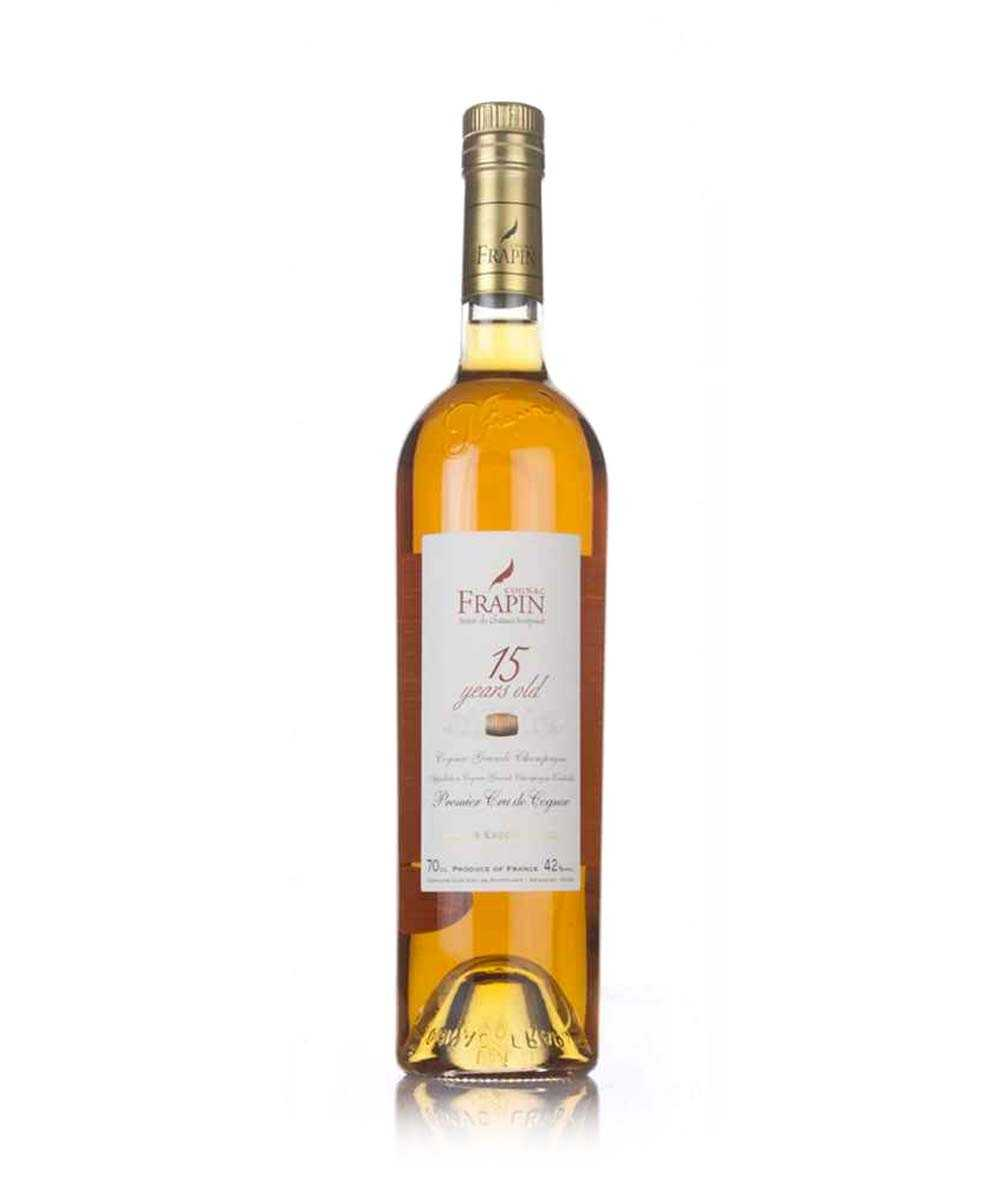 """Cognac Frapin – """"15 ans d'âge"""" XO"""